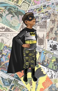 1 kid batman