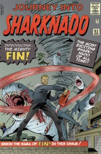 Journey into Sharknado (2015)