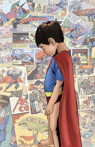 7 kid superman