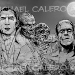 Universal Monsters (2014)
